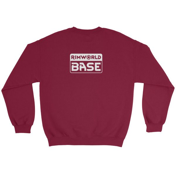 RimWorld Base Sweatshirt Double-sided